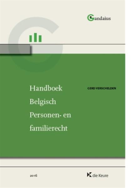 Handboek Belgisch Personen en Familierecht