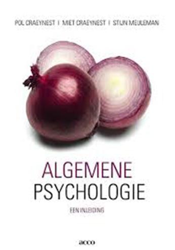 Algemene psychologie