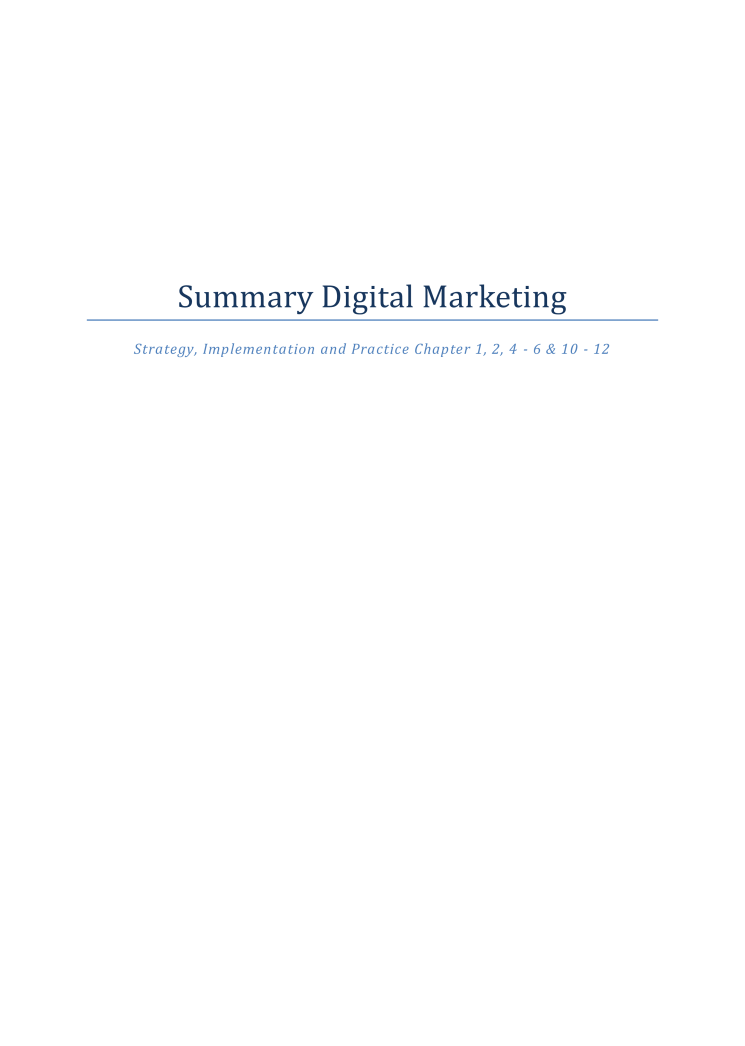 summary of international marketing a Real-world education for modern marketers join over 600,000 marketing professionals  copywriting, international marketing, local marketing, web content,.