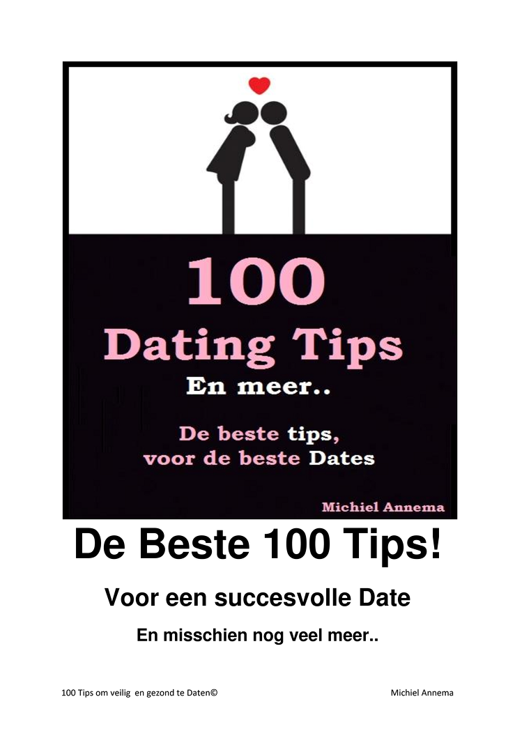 Top 100 dating tips