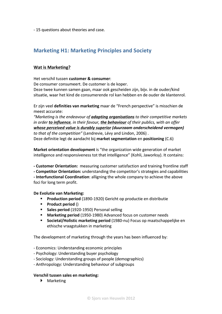 summary of marketing strategy Marketing as strategy summary by nirmalya kumar tells you everything a marketer needs to become to succeed and gives you the steps toward starting to drive the market instead of letting it drive you.