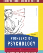 Samenvatting Pioneers of Psychologie