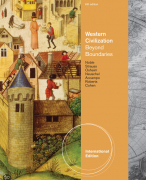 Samenvatting: Western Civilization: Beyond Boundaries, hoofdstuk 5 (Noble)