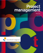 Samenvatting projectmanagement