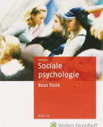 Samenvatting sociale psychologie Roos Vonk