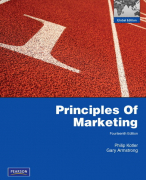 Samenvatting Principles Of Marketing