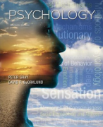 Samenvatting H1 t/m H8 (96 p.) : Psychology - Peter Gray en David Bjorklund, 7th ed