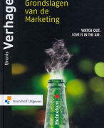 grondslagen van de marketing H7, 8 & 12