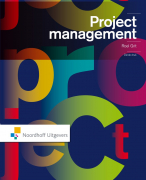 Samenvatting Project management Roel Grit