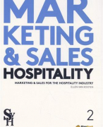 marketing & sales for the hospitality indusrty chapter 4