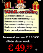 Black Friday totaalpakket voor de hele school