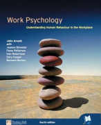 Work psychology - John Arnold
